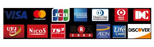 カーナビ取り付けサービス使用できるカード